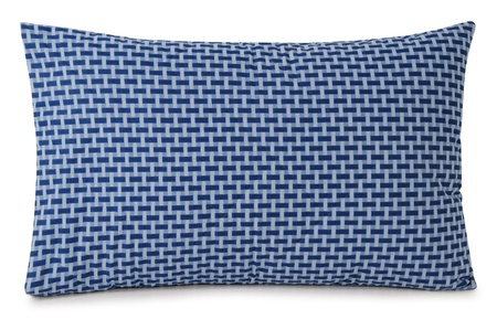 pattern bed: Pillow  Isolated Stock Photo