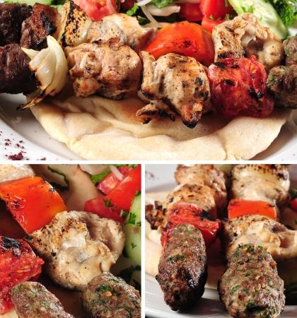 Kebab Banque d'images - 14650374