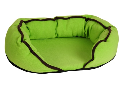 Pet bed  Stock Photo