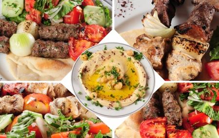 Kebab mix sequence