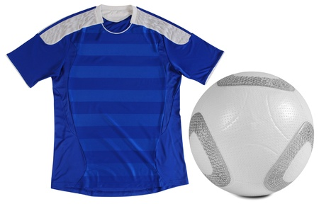 Soccer items  photo