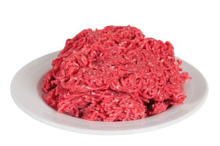 mince: Mięso mielone Zdjęcie Seryjne