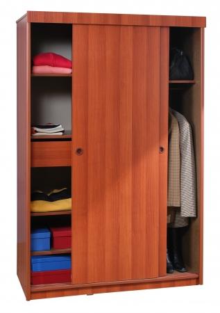 Closet  Isolated Stock Photo - 16005054