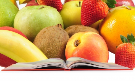 Healthy studying  Stock Photo