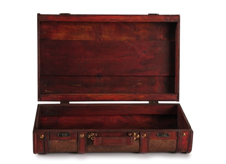 Antique box  photo