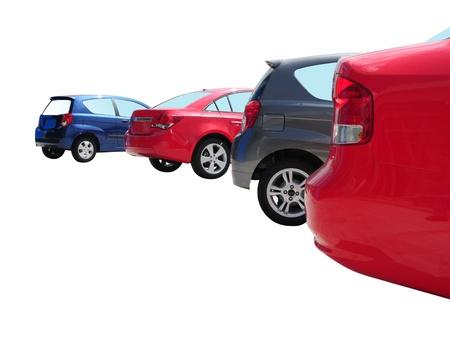 New cars  photo