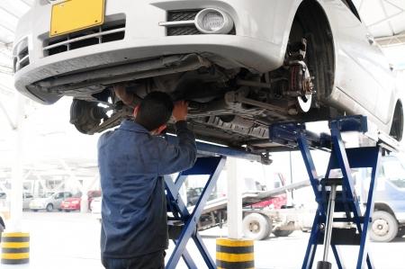 Auto shop photo