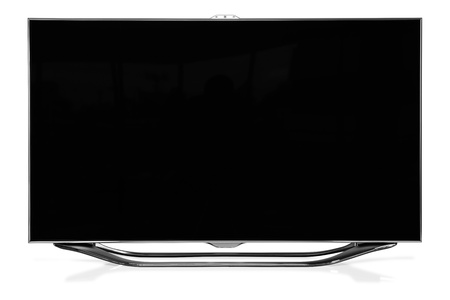 tv panel: Led tv  Isolated