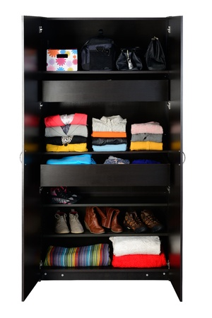 Closet  Isolated photo