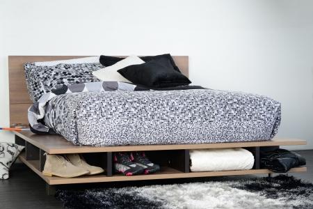 unattended: Bedding