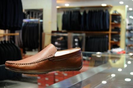 Men�s store Stock Photo - 20832816