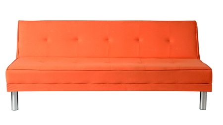Sofa  Isolated Stock Photo - 20822010