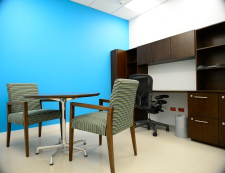 Furnished office Stock Photo - 24576477
