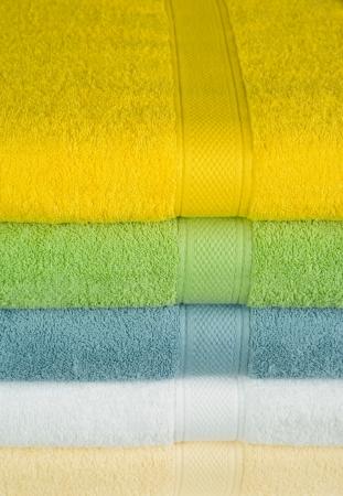 Bath towels  Stock Photo - 24576485