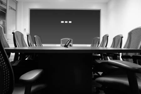 b�ro arbeitsplatz: Sitzungssaal