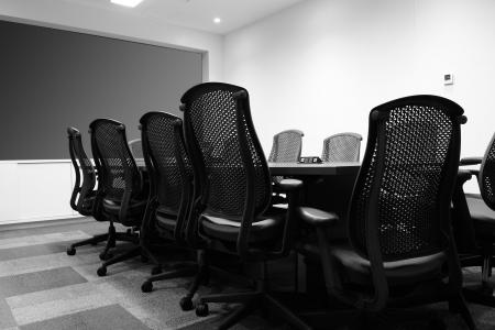 Board room  Standard-Bild