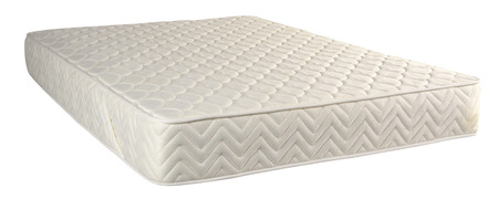 Mattress  Isolated