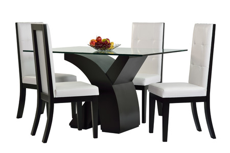 dining area: Dining table set
