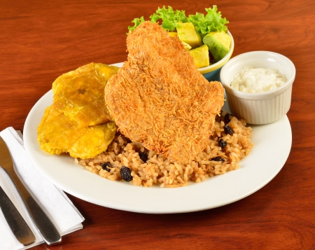 Colombian cuisine  photo