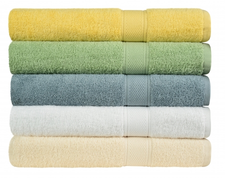 Bath towels  photo