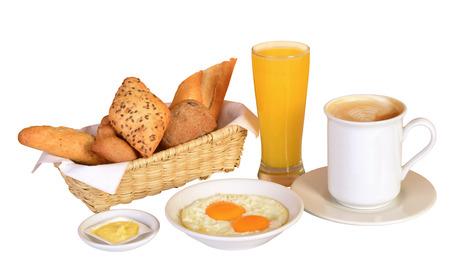 cafe colombiano: Cocina colombiana Desayuno Foto de archivo
