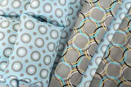 Bedding close up