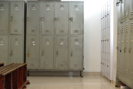 private room: Locker room