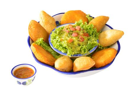 colombian: Colombian cuisine  Corn Empanadas