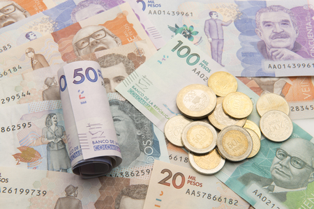 currencies: Colombian Money