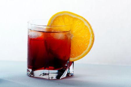 americano: Americano & negroni cocktail