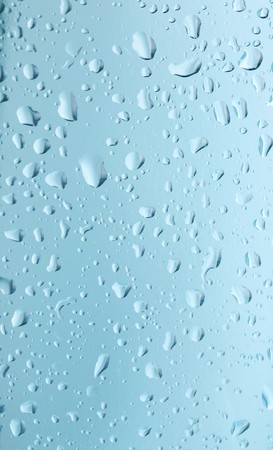 kropla deszczu: Tło abstrakcyjna szkła z krople wody