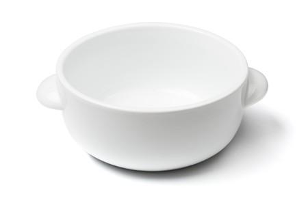 China soup dishware. Isolated on white background Stock Photo - 7875886