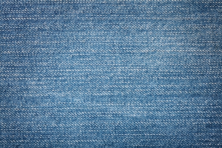 denim fabric: Blue jeans texture