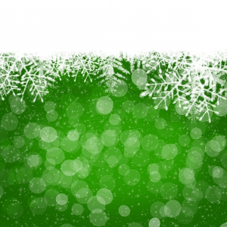 Christmas abstract blurred background photo
