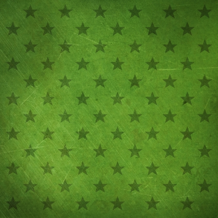 Army stars retro style aged abstract background photo