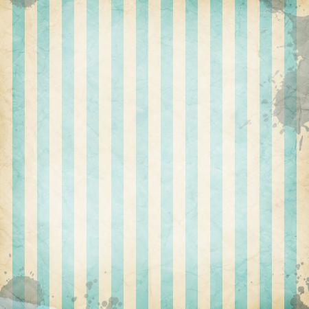 Retro seamless striped abstract background with dirty spots photo