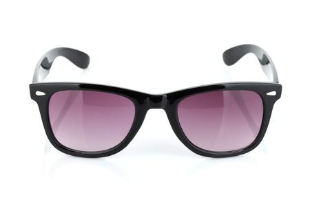 fashionable sunglasses: Sunglasses. Isolated on white background