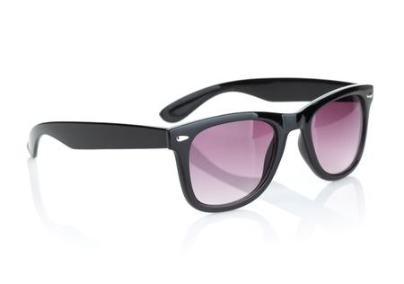 sunglasses isolated: Sunglasses. Isolated on white background