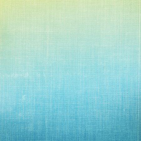 linen texture: Abstract blue linen grunge texture background