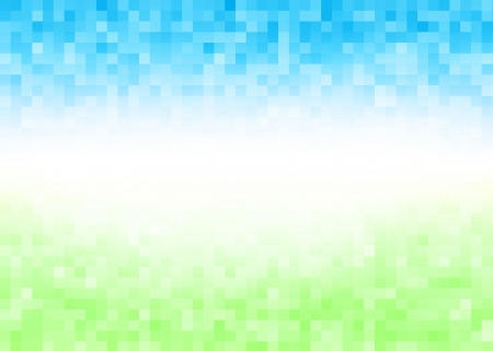 Abstract gradient pixel colorful pattern background Фото со стока - 24085696