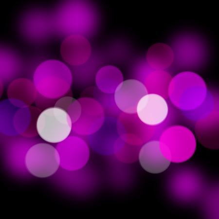 nightlife: Blurred bokeh abstract colorful background
