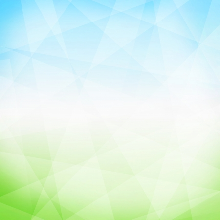 simple sky: Abstract colorful geometric pattern background