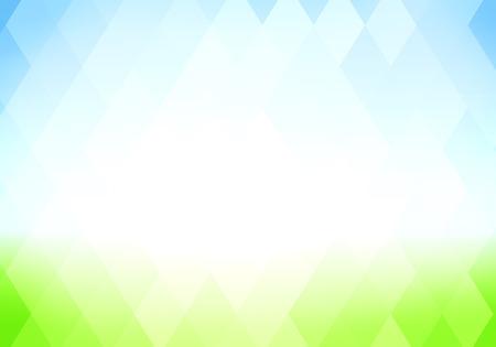 추상 사각형 그라데이션 화려한 패턴 배경