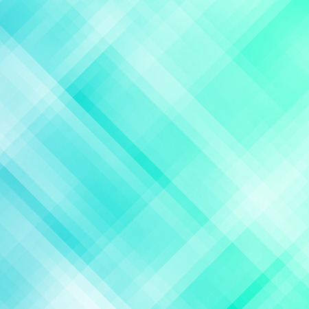 Abstract blue geometric pixel pattern background Stock Photo