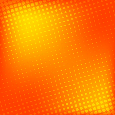 Abstract dotted colorful gradient background texture Ilustração