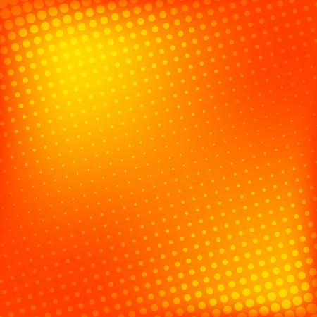 Abstracte gestippelde kleurrijke gradatie achtergrond textuur