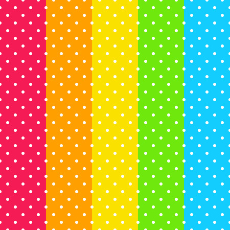 rainbow: Abstract dotted colorful background texture