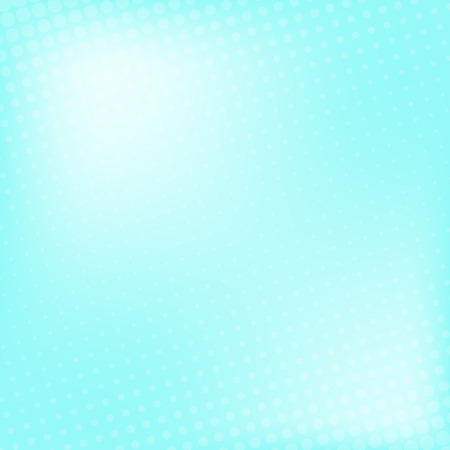 light blue: Abstract dotted colorful gradient background texture Illustration