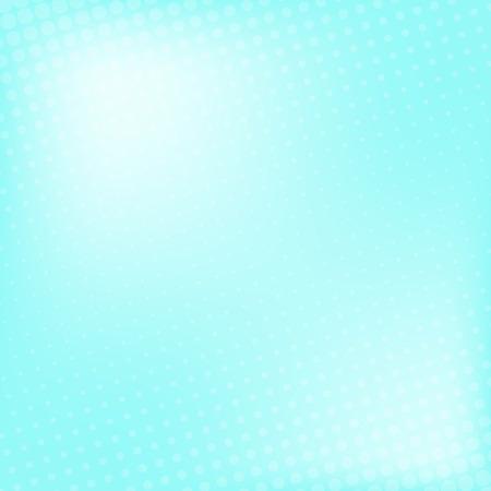 modrý: Abstrakt tečkované barevné gradient pozadí textury