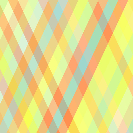 diagonal stripes: Abstract colorful retro striped background Illustration